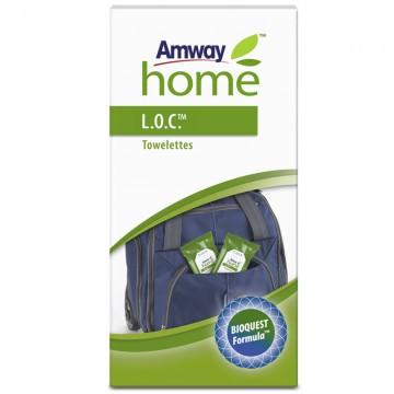 Влажные очищающие салфетки Amway L.O.C. 96 шт.