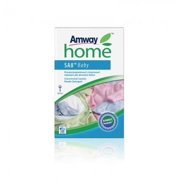 Концентрированный стиральный порошок для детского белья Amway  SA8 Baby 3 кг
