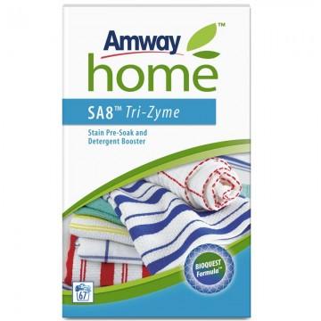 Порошок усилитель для замачивания белья и выведения пятен Amway SA8 Tri-Zyme 1 кг