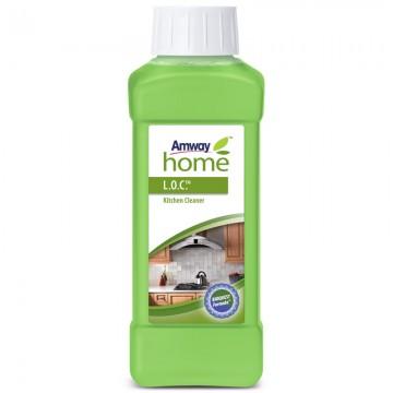 Концентрированное жидкое средство для мытья кухни Amway L.O.C.