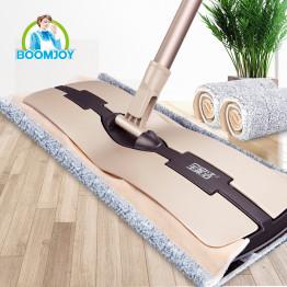 Швабра для мытья пола бытовая хозяйственная BoomJoy E3
