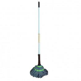 Швабра для пола выжимная с выдвижной ручкой Boomjoy Twist Mop F6
