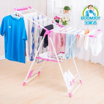 Напольная сушилка-вешалка для сушки одежды и обуви BoomJoy