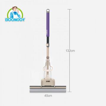 Хозяйственная швабра для мытья полов с отжимом Boomjoy J 400
