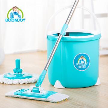 Комплект для уборки с двумя моющими основаниями  Boomjoy M5 Панда JY8460