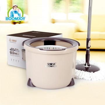 Комплект для влажной уборки полов Boomjoy Spin Mop M2