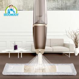 Швабра хозяйственная для мытья полов с распылителем BoomJoy P3 White House Mop