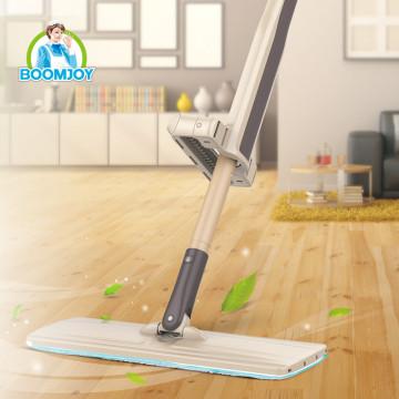 Швабра хозяйственная для мытья полов с отжимом Boomjoy E-L 320