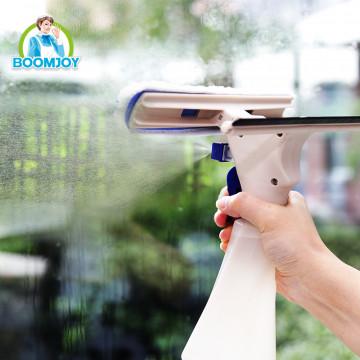 Стекло очиститель с пульверизатором и водосгоном Boomjoy C4