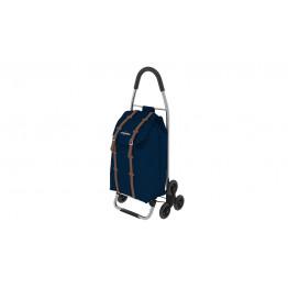 Складная хозяйственная шагающая сумка тележка на 6 колесах Colombo Dakar 3