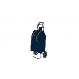Складная хозяйственная сумка-тележка на колесах Colombo Smart