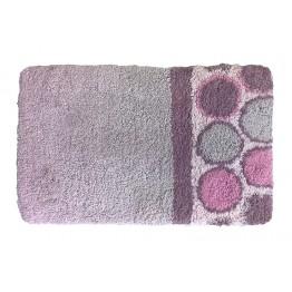 Коврик для ванной комнаты с ворсом Dasch La Vita Николь Фиолет 50х80 см