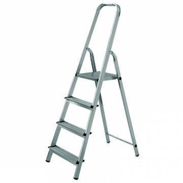 Алюминиевая лестница-стремянка Dogrular Ufuk Al 4 ступени