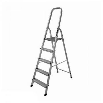 Лестница-стремянка алюминиевая Dogrular Ufuk Al 5 ступеней