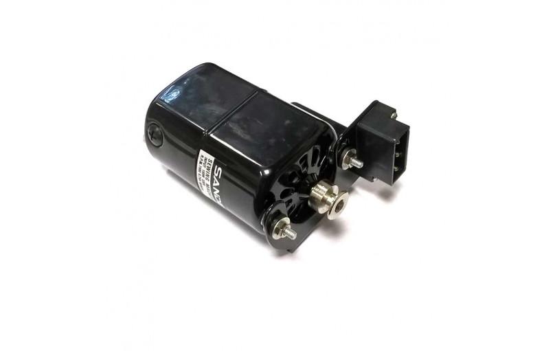 Обзор электродвигателя для оверлоков Sanndeep150 Вт