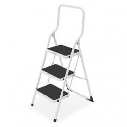 Лестница-стремянка стальная 3 ступени с высокой ручкой Framar Major 3