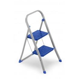Лестница-стремянка стальная двухступенчатая Framar Slimmy 2