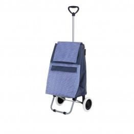 Двухколесная хозяйственная сумка-тележка Garmol Telescopico Mini с телескопической ручкой