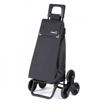 Шагающая хозяйственная сумка-тележка на 6 колесах Garmol NYLON