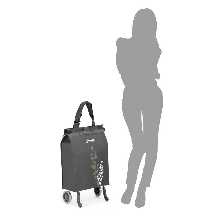 c01ce6dacbac Купить Gimi Bella хозяйственную сумку на колесиках в интернет ...