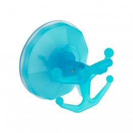 Крючок на вакуумной присоске для ванной Gimi Bingo