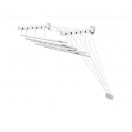 Раздвижная настенно-потолочная сушилка для белья Gimi Lift Extend