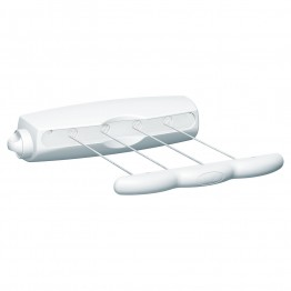 Настенная веревочная сушилка для белья Gimi Rotor 4