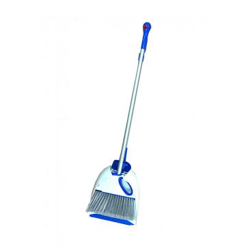 Набор для подметания на длинной ручке Hausmann Dustpan Broom Kit