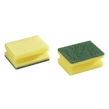 Губки для мытья посуды Leifheit 40015 Medium