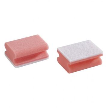 Набор губок для мытья посуды Leifheit 40016 Sensitive