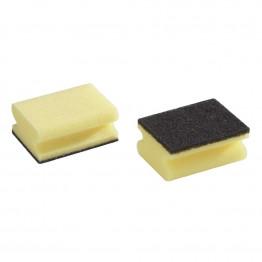 Набор из двух губок для мытья посуды Leifheit 40017 Strong