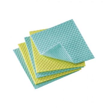 Набор из 5 губок для мытья посуды и вытирания стола Leifheit 40019 Sponge Cloths