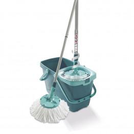 Комплект для влажной уборки полов Leifheit 52019 Clean Twist System Mop