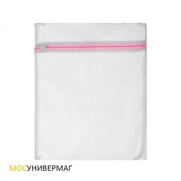 Мешок для стирки вещей из деликатных тканей Loks 50х60 см
