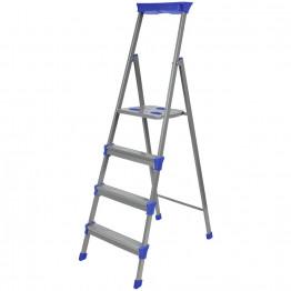 Прочная стальная лестница-стремянка Ника СМ-4