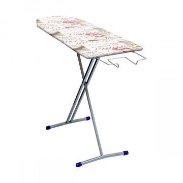 Гладильная доска с рабочим столом из фанеры Ника 5