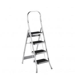 Лестница-стремянка алюминиевая 4 ступени Scab Balzo